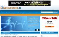EliteSoccerConditioning.Com Εξαιρετική ιστοσελίδα για όσους ασχολούνται με το ποδόσφαιρο. Παρουσιάζει αναλυτικά θέματα τακτικής, τεχνικής και φυσικής κατάστασης. Περιλαμβάνει αρθρογραφία, ασκήσεις, βίντεο και άλλα
