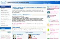 efad.org: Ο Ευρωπαϊκός οργανισμός ομοσπονδιών διαιτολόγων Η ιστοσελίδα της Ευρωπαϊκής Ομοσπονδίας διαιτολόγων. Θα μπορούσαμε να πούμε ότι περιλαμβάνει ότι ενδιαφέρει τον σύγχρονο επαγγελματία Ευρωπαίο διαιτολόγο ενημερώνοντάς τον για τα τεκταινόμενα στην ήπειρό μας. Όλα τα συνέδρια στο χώρο της διατροφής ανακοινώνονται εδώ. Περιλαμβάνει links για πολλούς επιστημονικούς οργανισμούς. Είναι στα Αγγλικά.