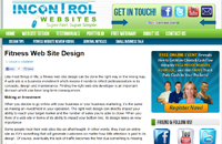 personaltrainerwebsitedesign.com: πώς να φτιάξει την ιστοσελίδα σου Κάθε επαγγελματίας στον χώρο του personal training πρέπει να έχει την ιστοσελίδα του. Το συγκεκριμένο site δίνει πολύ καλές πληροφορίες για το πώς να κάνεις κάτι τέτοιο. Δυστυχώς είναι στα Αγγλικά. Ωστόσο, αποτελεί ένα καλό σημείο έναρξης της προσπάθειάς σου αν θέλεις να το κάνεις οικονομικά.