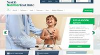 Nestle Nutrition Institute Ένα τέλειο site για τον επαγγελματία διαιτολόγο. Αποτελεί προέκταση του ερευνητικού κέντρου της Nestle. Πληροφορεί για ότι γίνεται στη Nestle, σον χώρο της συγκεκριμένης αγοράς, εκδίδει περιοδικά για διαιτολόγους, δίνει έμφαση σε όλους τους τομείς της διατροφής, διοργανώνει και ενημερώνει για συνέδρια, σεμινάρια και άλλες εκδηλώσεις, παρουσιάζει αγγελίας εργασίας στη Nestle και πολλά άλλα. Σας το συνιστούμε. Χρειάζεται εγγραφή αλλά αυτή είναι δωρεάν