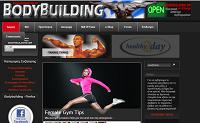 Bodybuilding.gr Ένα πολύ καλά ενημερωμένο site για την σωματοδόμηση τόσο στην Ελλάδα όσο και στο εξωτερικό. Περιέχει πολλές θεματικές ενότητες όπως για την εκγύμναση των αθλητών, ειδήσεις από εκδηλώσεις, συνεντεύξεις, διατροφή και ενημέρωση για τους διάφορους διαγωνισμούς.