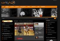 WePlayBall.gr Εξαιρετικό site για το Ελληνικό μπάσκετ και όχι μόνο. Πληροφορίες για όλα τα πρωταθλήματα, διαιτησία, ομάδες, προπονητές και πολλά άλλα. Είναι εύκολη η χρήση του και άμεση η πληροφόρηση.