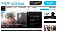 The art of coaching volleyball Ο παράδεισος του προπονητής και γυμναστή βόλεϊ. Με μεγάλη έμφαση στην τακτική και στη φυσική κατάσταση. Προσφέρει πλούσιο ασκησιολόγιο, βίντεο, θέματα στατιστικής, βιβλία για το βόλεϊ, θέματα τεχνικής, συνεντεύξεις από επαγγελματίες προπονητές, τα πάντα.