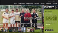 Η ιστοσελίδα του επαγγελματία γυμναστή ποδοσφαίρου, Βασίλη Αλεξίου Περιλαμβάνει άρθρα-δημοσιεύσεις, προφορικές παρουσιάσεις και ομιλίες, χρήσιμες πληροφορίες, απόψεις που σχετίζονται με τη βελτίωση της απόδοσης αλλά και της επίδοσης των ποδοσφαιριστών, από τη σκοπιά του προπονητή της φυσικής κατάστασης. Σύμφωνα με τον κ. Αλεξίου, ο σκοπός της σελίδας είναι  η αναβάθμιση του ρόλου του προπονητή φυσικής κατάστασης -είτε σε επαγγελματικό είτε σε ερασιτεχνικό επίπεδο- στο σύγχρονο ποδόσφαιρο,  συνδυάζοντας την επιστημονική γνώση με την πράξη.