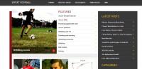 Expertfootball.com Εξαιρετικό site με τεράστιο όγκο πληροφόρηση πάνω στην προπόνηση της τεχνικής, τακτικής και φυσικής κατάστασης των ποδοσφαιριστών όλων των ηλικιών. Κάποια μέρη του μπορεί να χρειάζονται εγγραφή.
