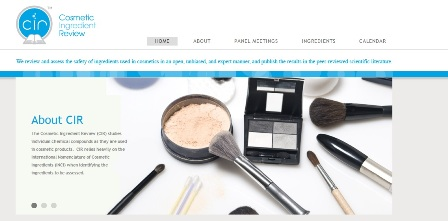 Cosmetic Ingredient Review Η CIR (Cosmetic Ingredient Review) ιδρύθηκε το 1976 από την εμπορική βιομηχανική ένωση – τότε Cosmetic, Toiletry, and Fragrance Association (Ένωση καλλυντικών προϊόντων, προϊόντων προσωπικής υγιεινής και αρωμάτων), τώρα Personal Care Products Council (Συμβούλιο Προϊόντων Προσωπικής Φροντίδας)- με την υποστήριξη της Αμερικάνικης Υπηρεσίας τροφίμων και Φαρμάκων (U.S. Food and Drug Administration) και της Ομοσπονδίας Καταναλωτών Αμερικής (Consumer Federation of America). Παρόλο που χρηματοδοτείται από το Συμβούλιο, η CIR και η διαδικασία ανασκόπησης είναι ανεξάρτητες από το Συμβούλιο και τη βιομηχανία καλλυντικών. Η CIR λειτουργεί βάσει ενός συνόλου διαδικασιών.