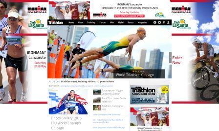 220triathlon.com Ό,τι καλύτερο για τα νέα του τριάθλου, προπονητικές συμβουλές και εξοπλισμό. Το 220 Triathlon είναι το μακροβιότερο και πιο δημοφιλές περιοδικό running στην Αγγλία σχετικά με το τρίαθλο με την κάθε έκδοση να παρέχει τα τελευταία νέα, κάλυψη αγώνων, συμβουλές για προπόνηση και διατροφή και ανασκόπηση εξοπλισμού.