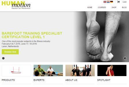 Human Motion H Human Motion αποτελεί έναν οργανισμό εκπαίδευσης πάνω στην λειτουργική αξιολόγηση και προπόνηση. Απευθύνεται τόσο σε γυμναστές όσο και σε φυσικοθεραπευτές. Δραστηριοποιείται με σεμινάρια σε όλη την Ευρώπη και η ιστοσελίδα της προσφέρει αρκετές πληροφορίες για τον συγκεκριμένο χώρο.
