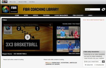 Basketball Coaching Library FIBA.COM To FIBA Coaching library αποτελεί την απόλυτη πηγή για τους προπονητές του μπάσκετ να μάθουν από τους καλύτερους και να μελετήσουν τι τακτικές των κορυφαίων προπονητών του κόσμου. Basketball drills, 1 on 1, transition, zone offense, zone defense, man to man defense, pick and roll, jump shots, layups, dunks, dribble, steal ball, rebound, assist, pass, block. Ετοιμάστε το ασκησιολόγιο της ομάδας κάθε μήνα, παρακολουθήστε βίντεο, κατεβάστε ασκήσεις, αναλύστε αμυντικές και επιθετικές τακτικές από κορυφαίες εθνικές ομάδες παγκοσμίως.