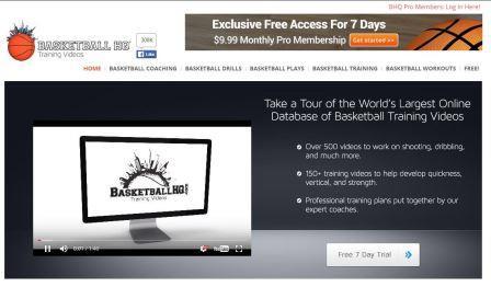 basketballhq To Basketball HQ είναι μια έξυπνη ιστοσελίδα, που περισσότερο από ορισμένες ιστοσελίδες, η προπονητική του μπάσκετ παρουσιάζεται αποτελεσματικά. Αυτή η ιστοσελίδα έχει μια σειρά από διαφορετικά στοιχεία που θα ενδιαφέρουν τους περισσότερους προπονητές. Ένας τομέας που έχουμε βρει που είναι πολύ καλός είναι ο αριθμός των παιχνιδιών που παρουσιάζονται στην ιστοσελίδα. To Basketball HQ διαθέτει επίσης χώρο μελών, όπου κάποιος αποκτά πρόσβαση σε κάποια επιπλέον χαρακτηριστικά. Αυτό είναι σημαντικό καθώς πρέπει να σημειωθεί ότι δεν έχουν είναι όλες οι πληροφορίες πλήρης (θα πρέπει να αγοράσετε για κάποιο περιεχόμενο για να το δείτε σε πλήρη μορφή), αλλά υπάρχει αρκετό δωρεάν υλικό για να ξεκινήσετε.