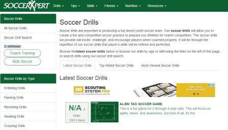 soccerxpert.com Η ποικιλία ασκήσεων είναι σημαντική για τη δημιουργία μιας παραγωγικής ομάδας. Οι ασκήσεις μας θα σας επιτρέψουν να σχεδιάσετε μια ανταγωνιστική αλλά και διασκεδαστική προπόνηση ποδοσφαίρου που θα ετοιμάσει τους παίκτες σας για τον αγώνα. Οι ασκήσεις που θα βρείτε σε αυτή την ιστοσελίδα θα εμπνεύσουν, θα προκαλέσουν, θα ενεργοποιήσουν και θα ενθαρρύνουν τους παίκτες σας ενώ μέσα από την επανάληψή τους οι τεχνικές τους ικανότητες θα βελτιωθούν και θα τελειοποιηθούν.