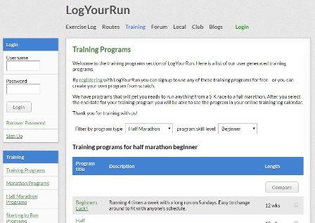 LogYourRun Το LogYourRun.com δημιουργήθηκε το Φθινόπωρο του 2006 με σκοπό να γίνει η πηγή νούμερο 1 σε πληροφορίες και εργαλεία για τους δρομείς. Θα βρείτε Exercise Log, Enter Data, Routes, Training Programs, Sharing tools, Articles, Exercise log, Routes, Training programs, User panel
