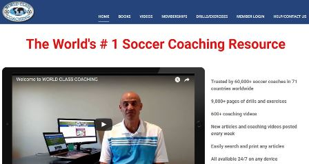 coachingadvancedplayers Ένα site που περιέχει πλούσιο ασκησιολόγιο για ασκήσεις τακτικής, τεχνικής και φυσικής κατάστασης στο ποδόσφαιρο. Επίσης, περιέχει βίντεο και βιβλία με θεματολογία το ποδόσφαιρο. Για κάποια από τα πεδία απαιτείται εγγραφή.