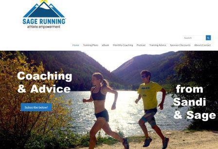 sagerunning Το Sage Running αποβλέπει στο να πετύχετε στις μεγάλες αποστάσεις φτάνοντας τους στόχους σας και διασκεδάζοντας ταυτόχρονα! Αυτός ο ιστότοπος είναι μια πηγή για να αποκτήσετε προπονητικά πλάνα, να εγγραφείτε σε ενημερωτικά δελτία και να μάθετε πώς να προπονηθείτε για να φτάσετε τις δυνατότητές  σας!