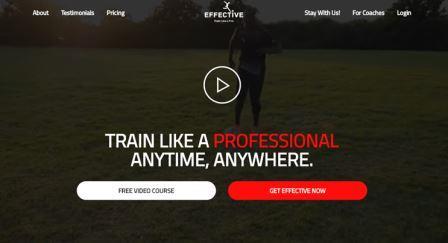 Train Effective Ιστοσελίδα που περιέχει σύγχρονο υλικό στον τομέα του ποδοσφαίρου. Γεμάτη πρακτικές συμβουλές και βίντεο με οδηγίες κορυφαίων προπονητών και αθλητών αυτή η ιστοσελίδα είναι μοναδική. Υπάρχει επίσης η δυνατότητα αγοράς online προγραμμάτων προπόνησης μέσω συνδρομής.