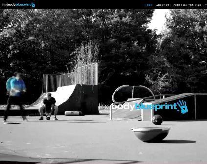 The Body Blueprint Ιστοσελίδα που παρέχει πληροφορίες για την άσκηση και τη διατροφή. Περιέχει πλούσιο ασκησιολόγιο και υπηρεσία ''online coaching'' επί πληρωμή